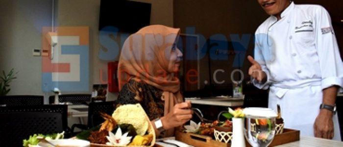 Nasi Santri Dan Nasi Ponyo, Menu Andalan Pesonna Hotel Di Bulan Ramadan Persembahan Seorang Maestro Memasak